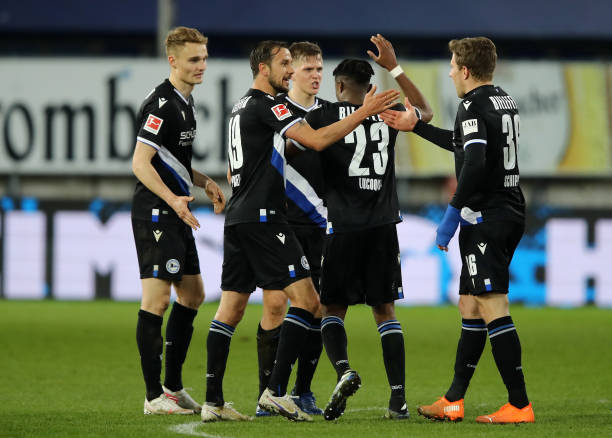 DEU: DSC Arminia Bielefeld v Sport-Club Freiburg - Bundesliga
