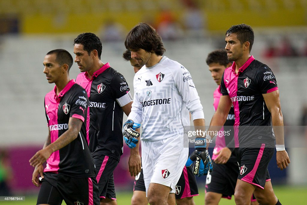 Atlas v Puebla - Copa MX Apertura 2014 : News Photo
