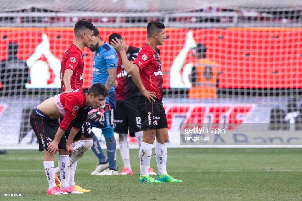 Chivas v Atlas - Playoffs Torneo Clausura 2017 Liga MX : News Photo
