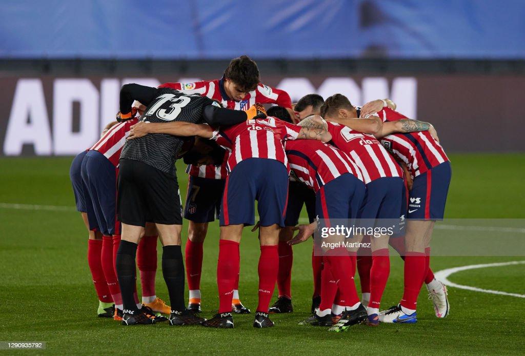 Real Madrid v Atletico de Madrid - La Liga Santander : ニュース写真
