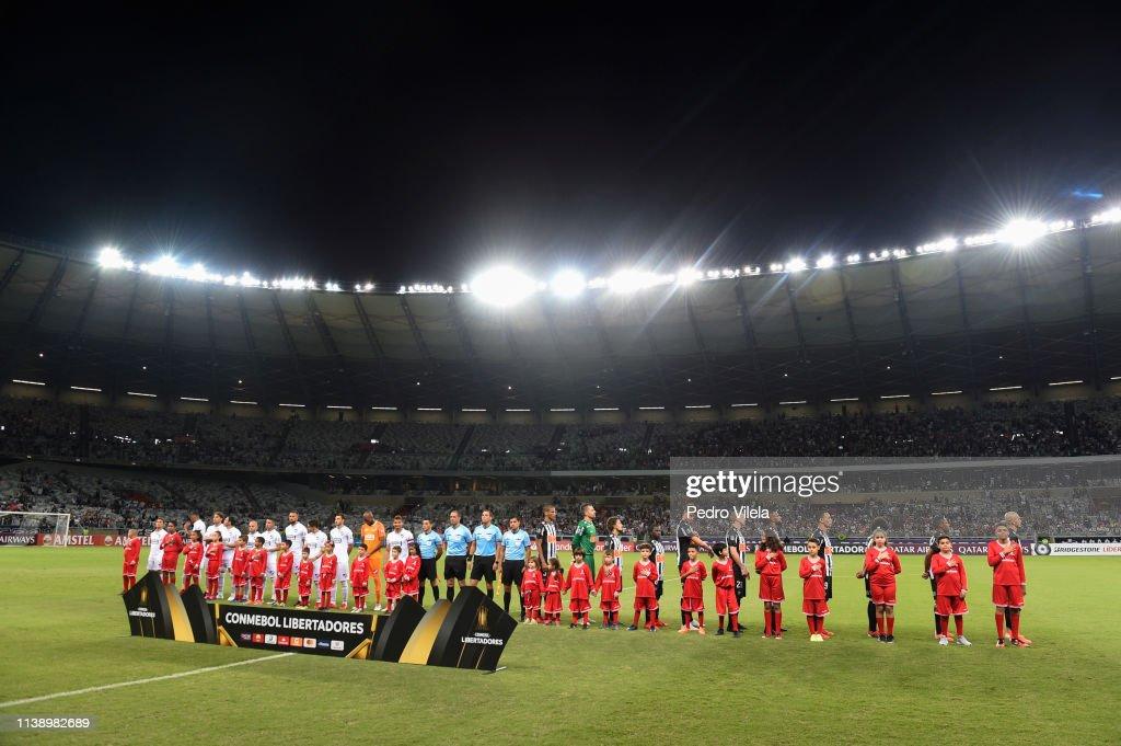 BRA: Atletico MG v Nacional URU - Copa CONMEBOL Libertadores 2019
