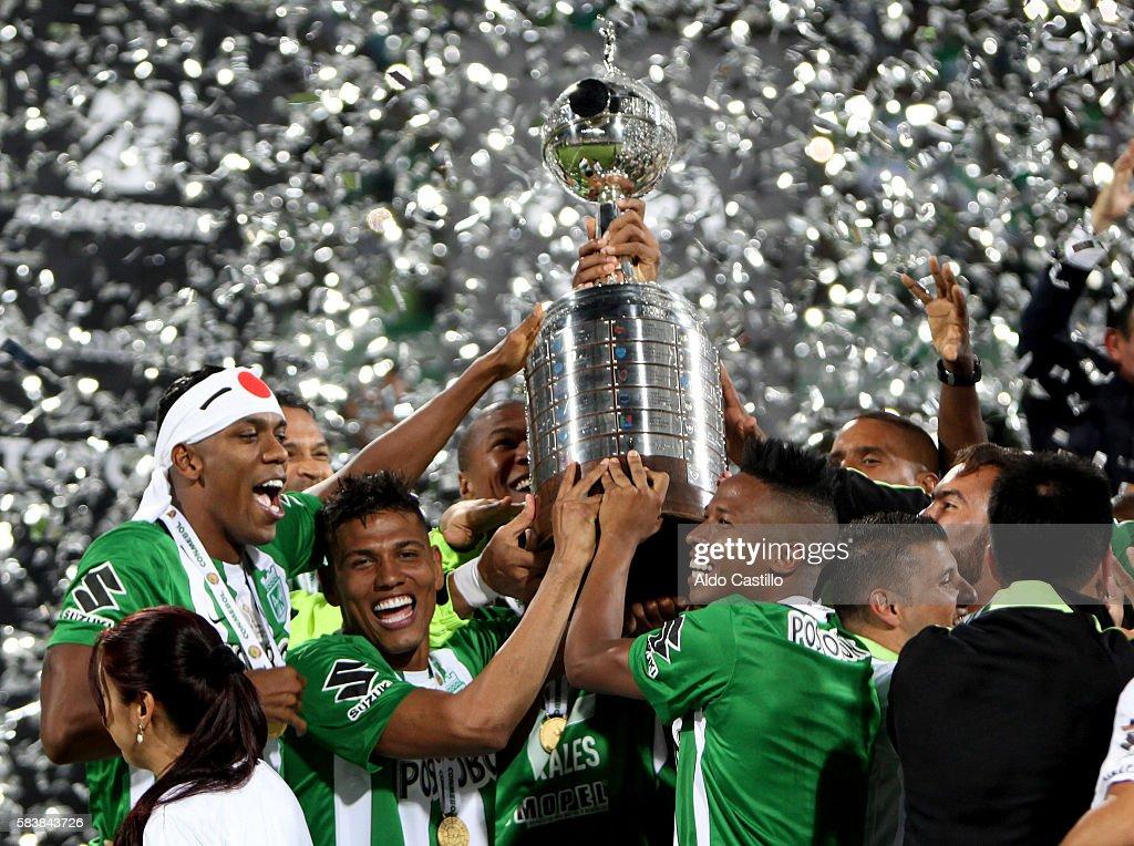 Atletico Nacional v Independiente del Valle - Copa Libertadores 2016 : News Photo