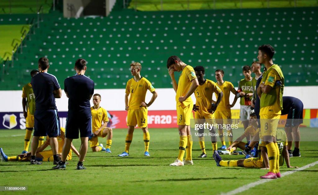 France v Australia - FIFA U-17 World Cup Brazil 2019 : News Photo