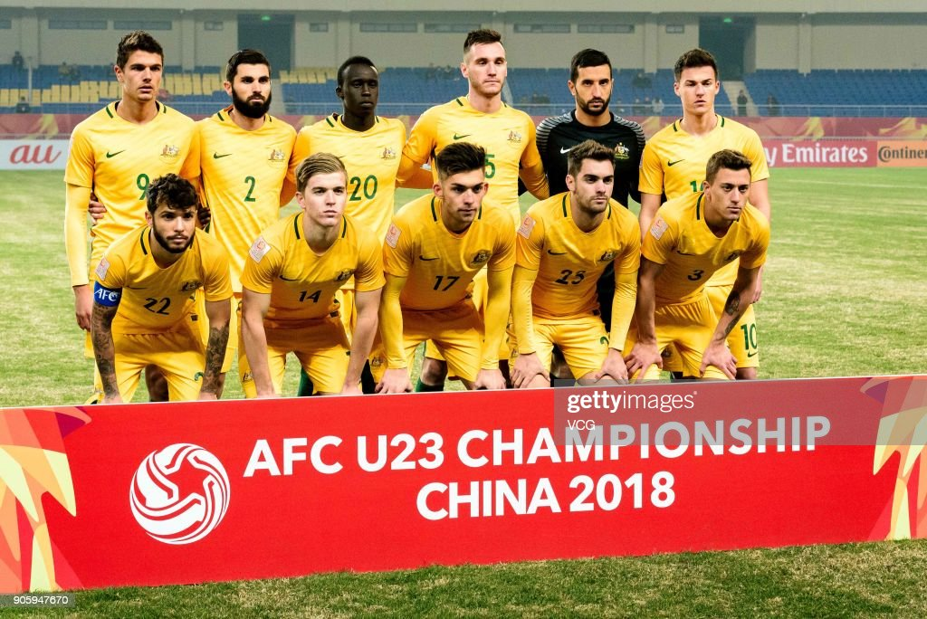 South Korea v Australia - AFC U23 Championship China 2018 Group Stage