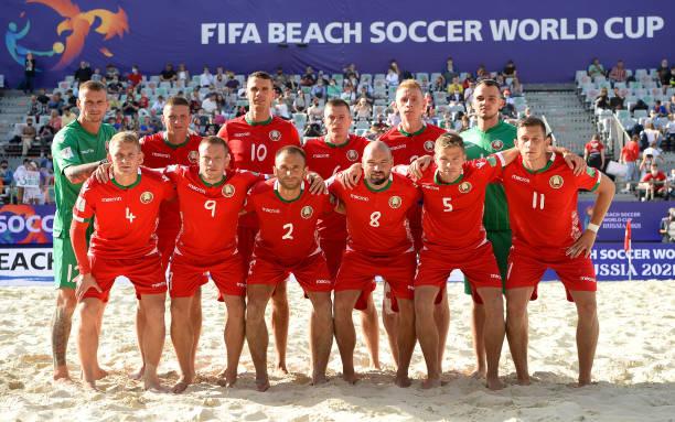 RUS: Belarus v Switzerland - FIFA Beach Soccer World Cup 2021