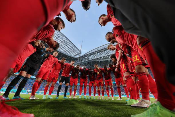 RUS: Finland v Belgium - UEFA Euro 2020: Group B