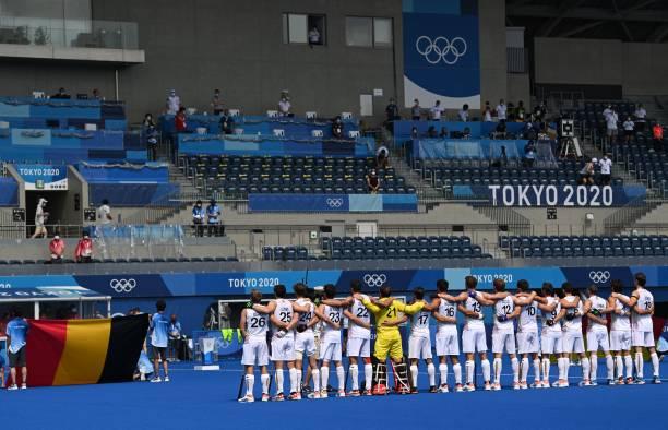 JPN: Hockey - Olympics: Day 3