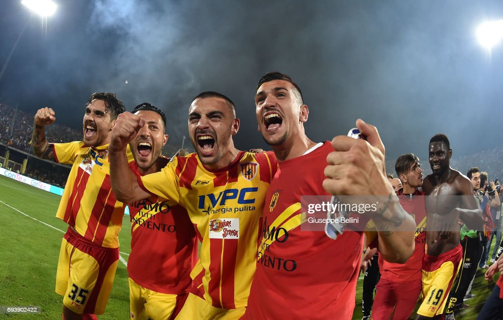 Benevento Calcio v Carpi FC - Serie B Play off Final : News Photo