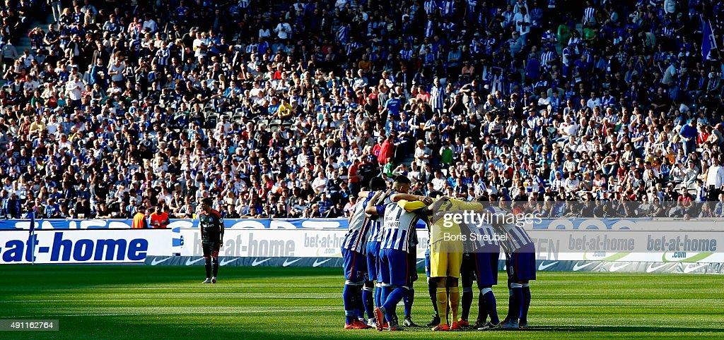 Hertha BSC v Hamburger SV - Bundesliga : News Photo