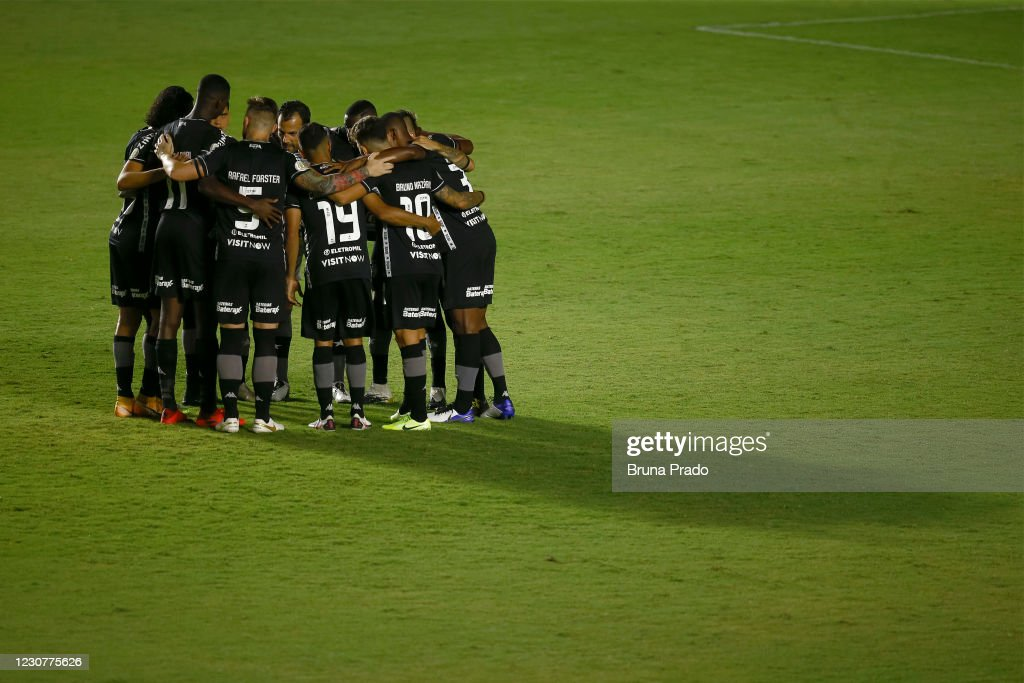2020 Brasileirao Series A: Fluminense v Botafogo Play Behind Closed Doors Amidst the Coronavirus (COVID-19) Pandemic : News Photo
