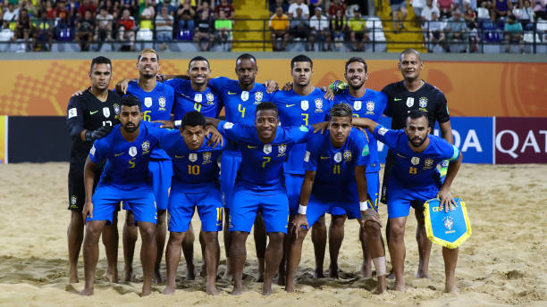 PRY: Nigeria v Brazil - FIFA Beach Soccer World Cup Paraguay 2019