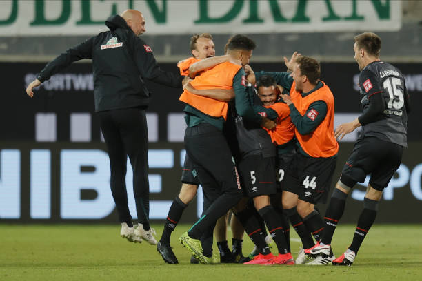 DEU: 1. FC Heidenheim v Werder Bremen - Bundesliga Playoff Leg Two