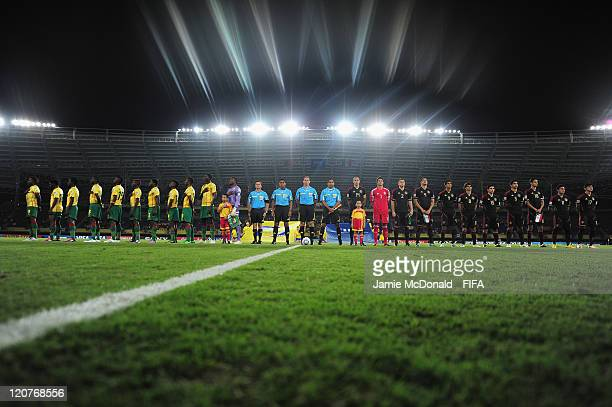 106 Cameroon V Mexico Fifa U 20 World Cup Colombia 2011 Round Of 16 Photos  and Premium High Res Pictures - Getty Images