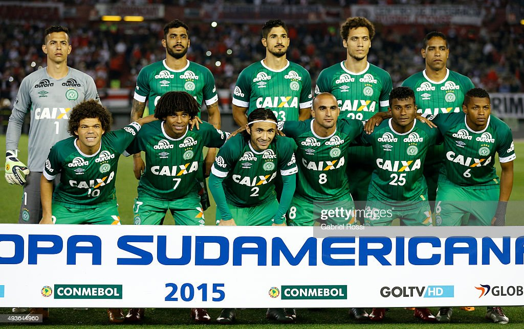 River Plate v Chapecoense - Copa Sudamericana 2015 : News Photo