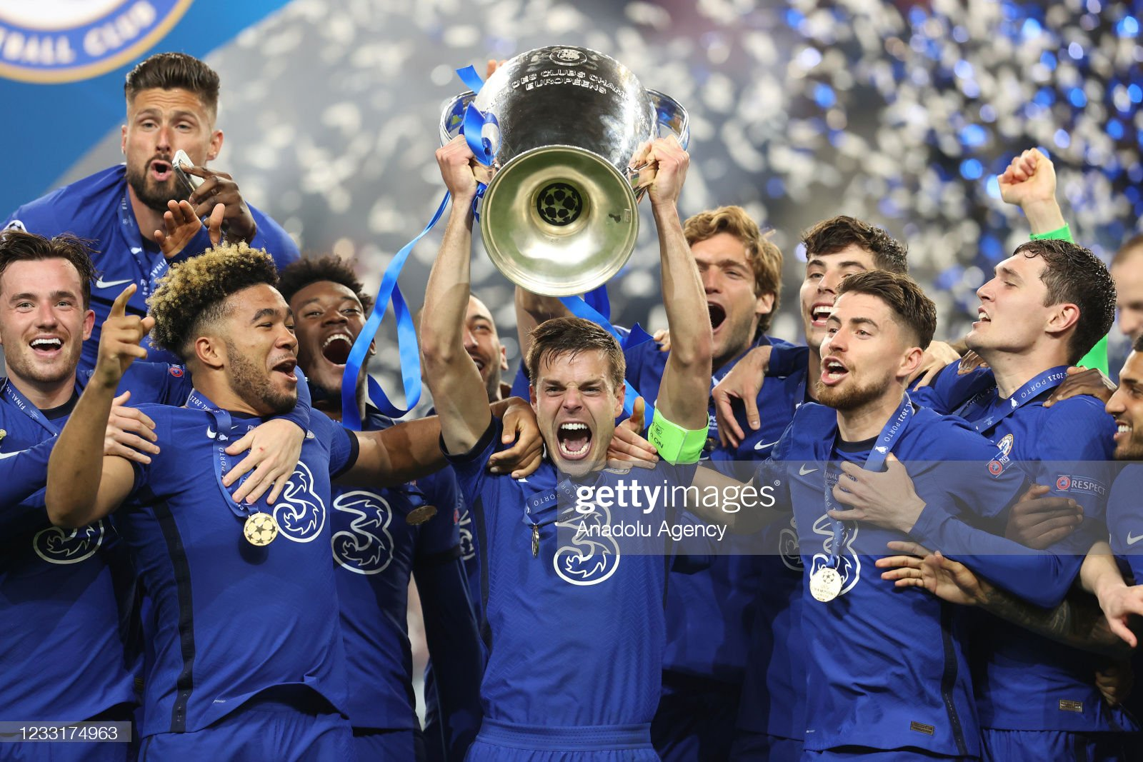 Chelsea are Champions of Europe once again