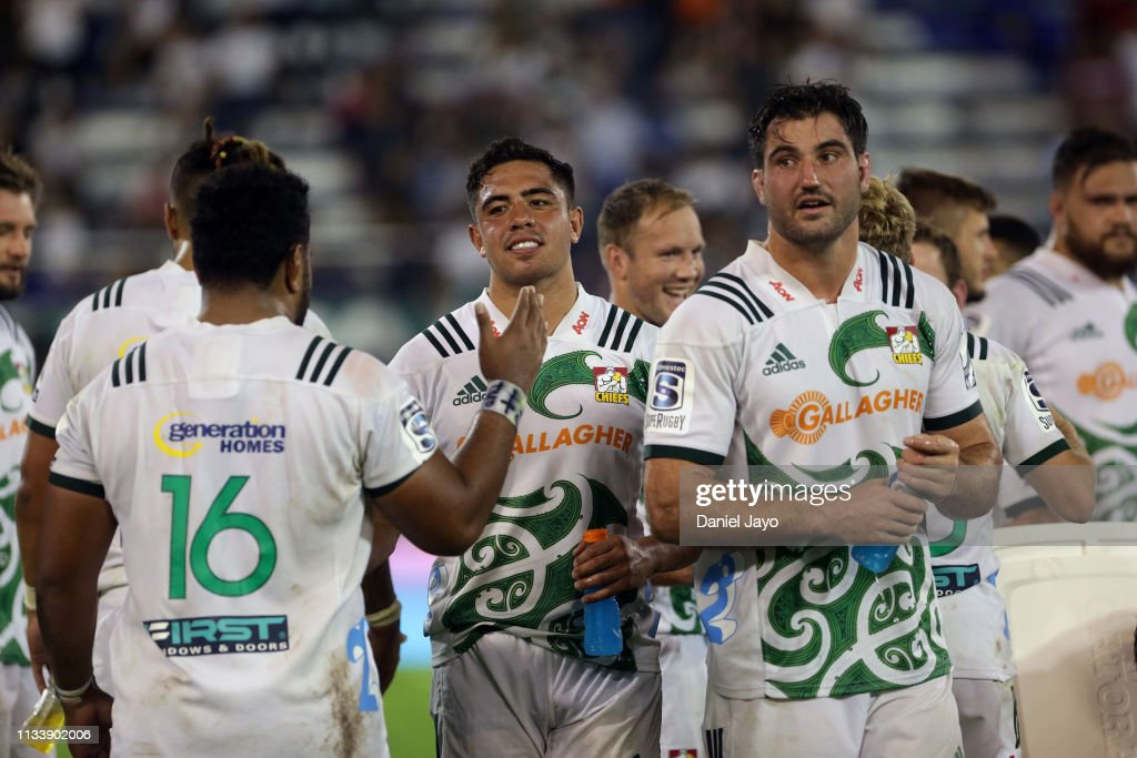 Super Rugby Rd 7 - Jaguares v Chiefs : News Photo