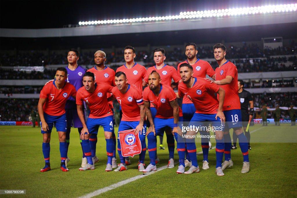 Mexico v Chile - International Friendly : ニュース写真
