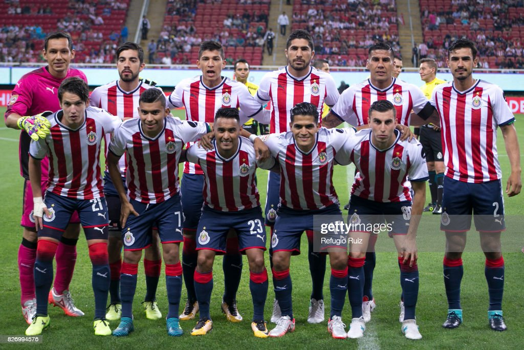 Chivas v Necaxa - Torneo Apertura 2017 Liga MX : News Photo