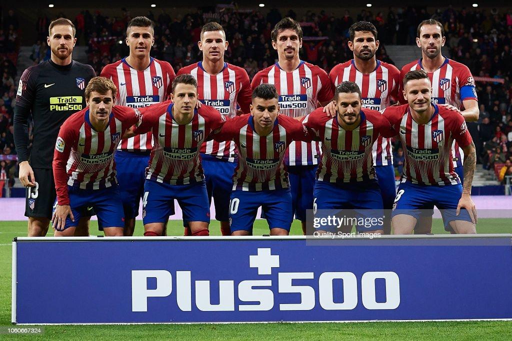 Club Atletico de Madrid v Real Sociedad - La Liga : News Photo
