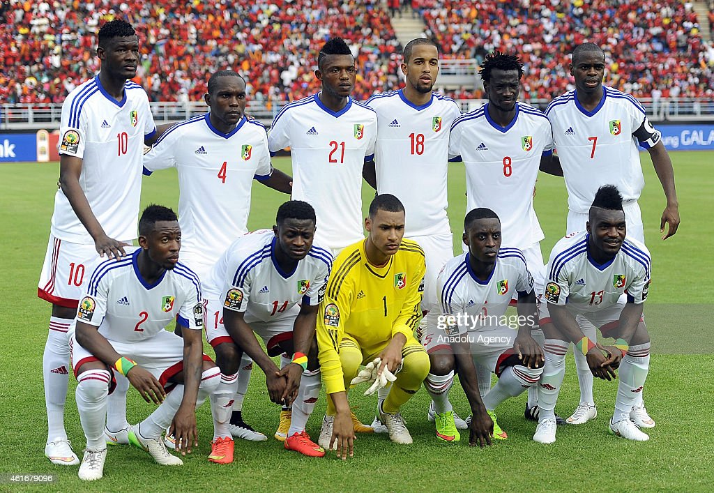 Equatorial Guinea v Congo - 2015 African Cup of Nations : News Photo