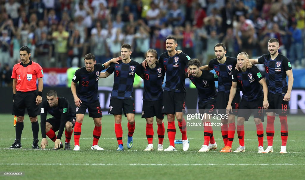 Croatia v Denmark: Round of 16 - 2018 FIFA World Cup Russia