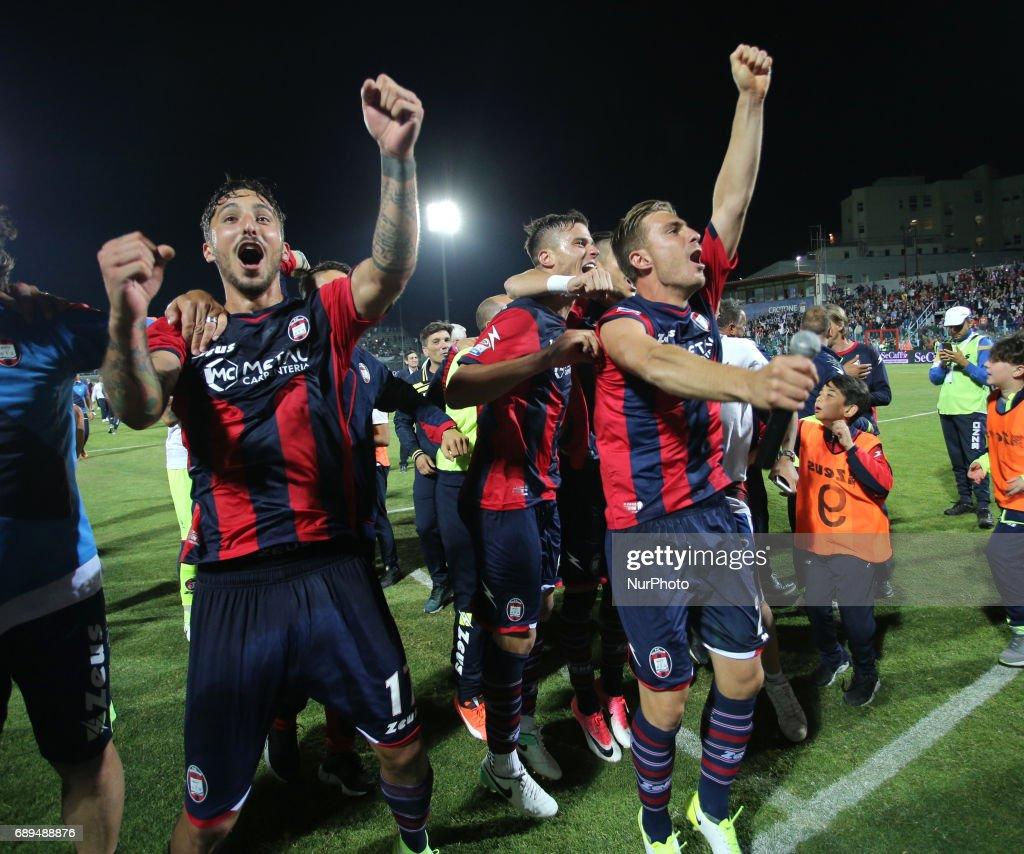 FC Crotone v SS Lazio - Serie A : Foto di attualità