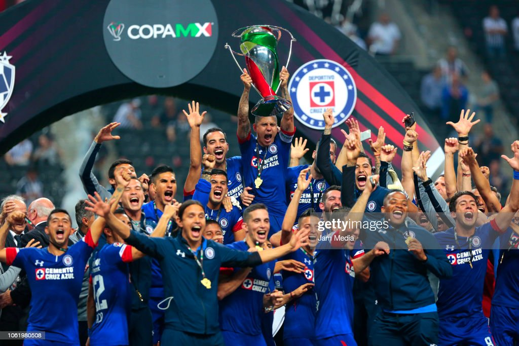 Monterrey v Cruz Azul - Final Copa MX Apertura 2018 : News Photo