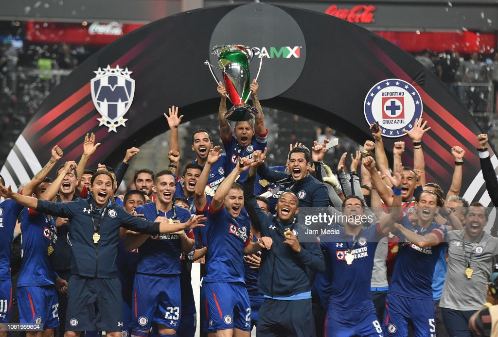 Monterrey v Cruz Azul - Final Copa MX Apertura 2018 : News Photo