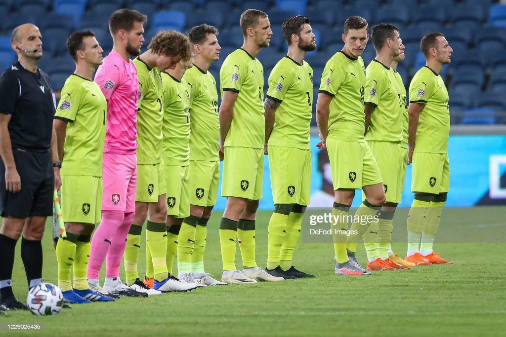Israel v Czech Republic - UEFA Nations League : News Photo