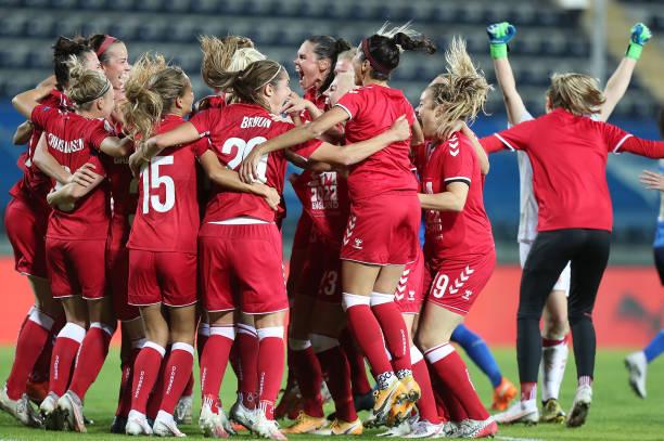 ITA: Italy Women v Denmark Women - UEFA Women's EURO 2022 Qualifier