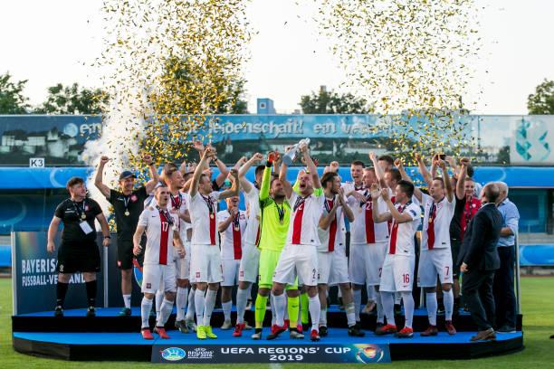 DEU: Germany v Poland - UEFA Regions' Cup