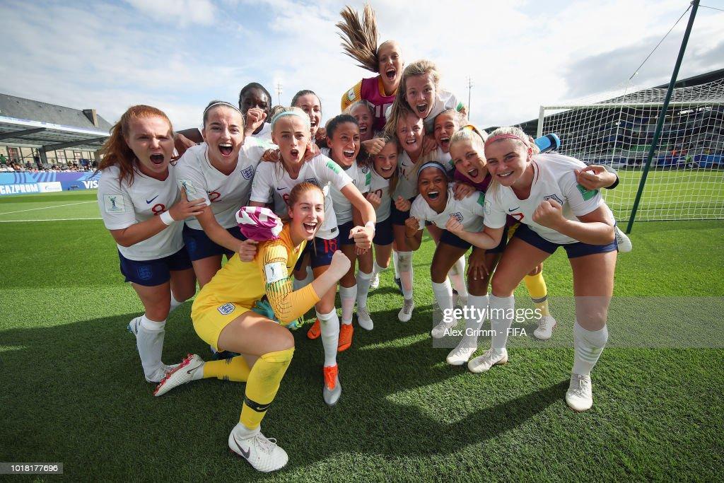England v Netherlands: Group  - FIFA U-20 Women's  World Cup France 2018 Quarter Final