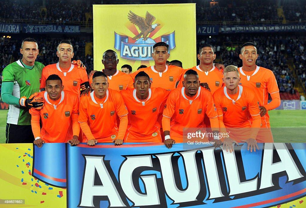 Millonarios v Envigado FC - Liga Aguila II 2015 : News Photo
