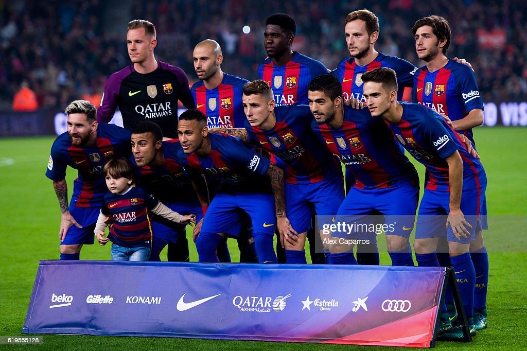 FC Barcelona v Granada CF - La Liga : News Photo