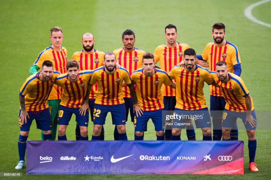 Barcelona v Las Palmas - La Liga : Foto jornalística