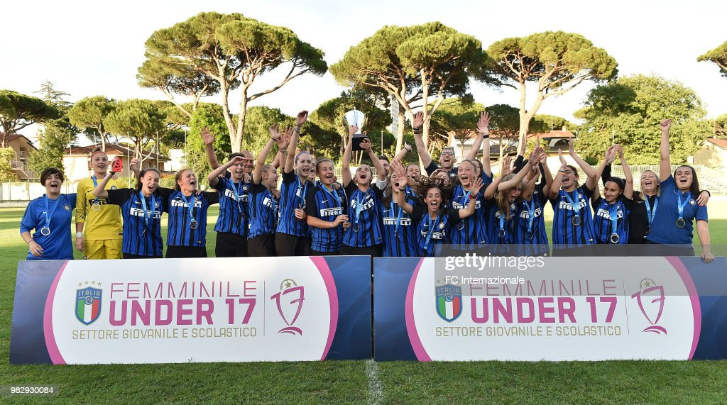 FC Internazionale, Sassuolo And Marcon - Women's U17 Final Tournament