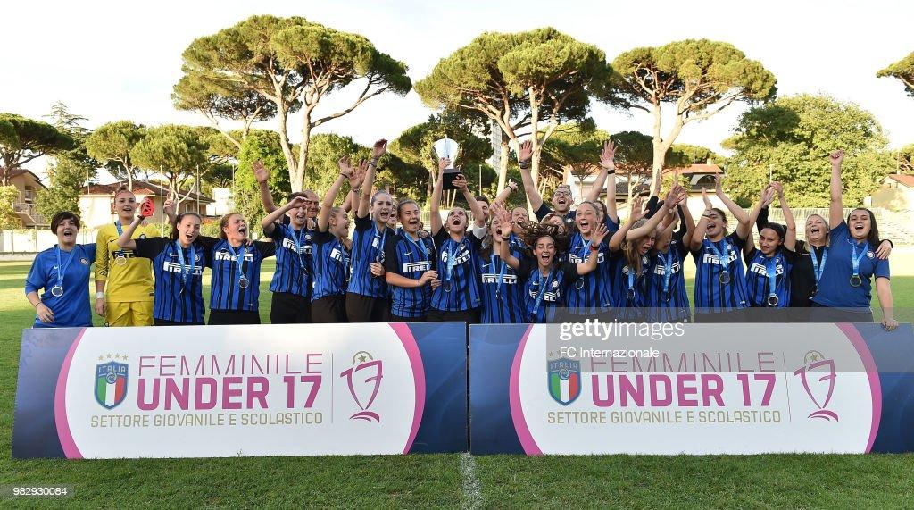 FC Internazionale, Sassuolo And Marcon - Women's U17 Final Tournament