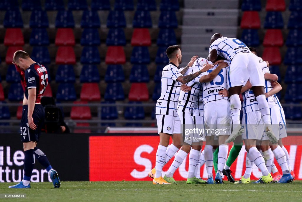 Bologna FC v FC Internazionale - Serie A : News Photo