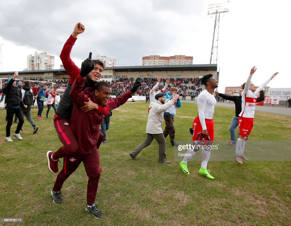 FC Amkar Perm vs FC Spartak Moscow - Russian Premier League : News Photo