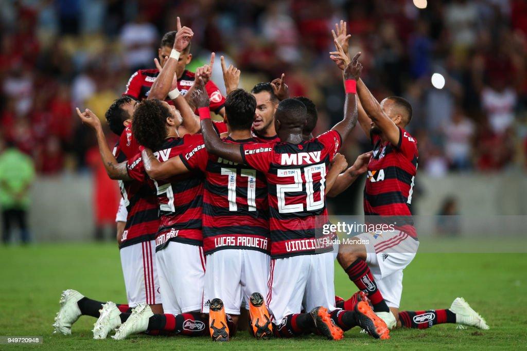 Flamengo v America - Brasileirao Series A 2018