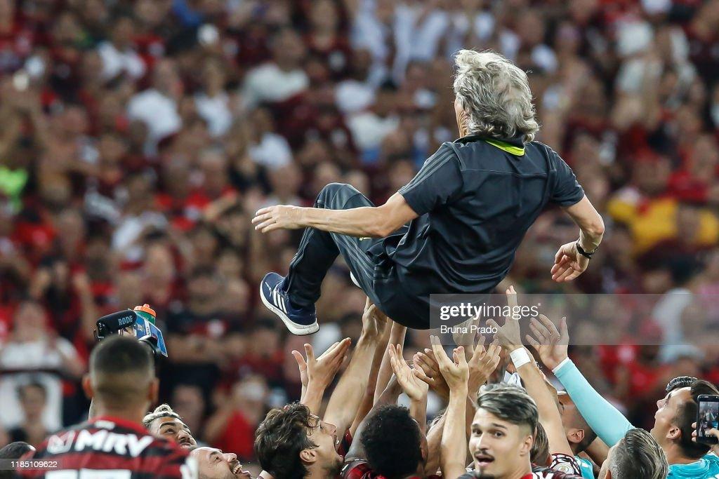 Flamengo v Ceará - Brasileirao Series A 2019 : News Photo