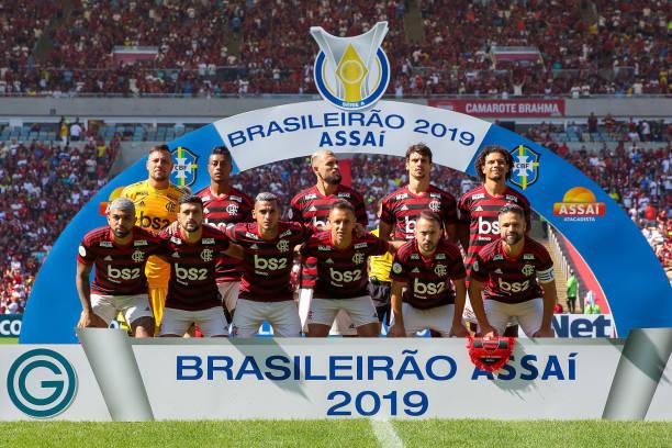 BRA: Flamengo v Goias - Brasileirao Series A 2019