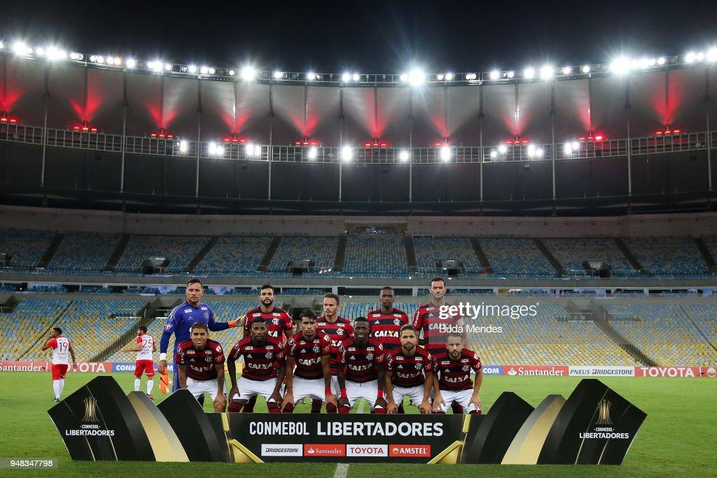 Flamengo v TBD - Copa CONMEBOL Libertadores 2018