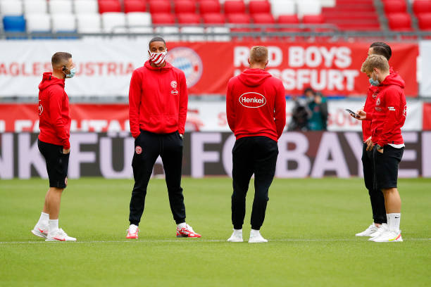 DEU: FC Bayern Muenchen v Fortuna Duesseldorf - Bundesliga