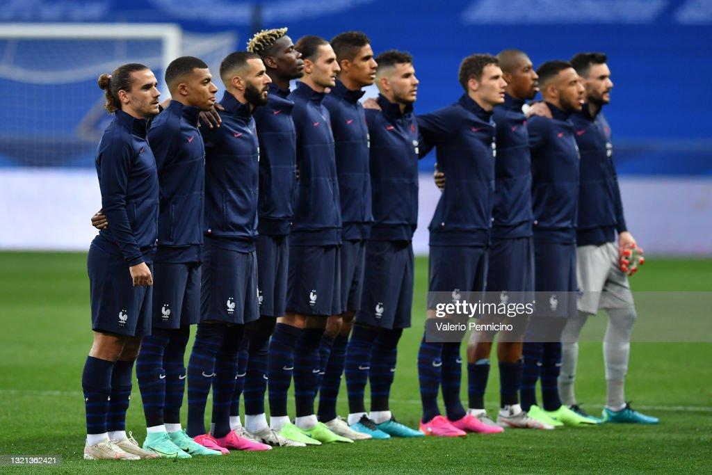 France v Wales - International Friendly : Nachrichtenfoto