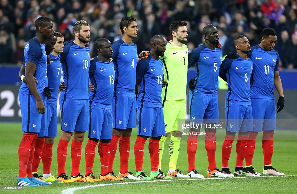 France v Russia - International Friendly : News Photo