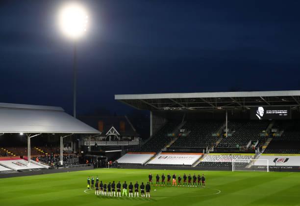 GBR: Fulham v Wolverhampton Wanderers - Premier League