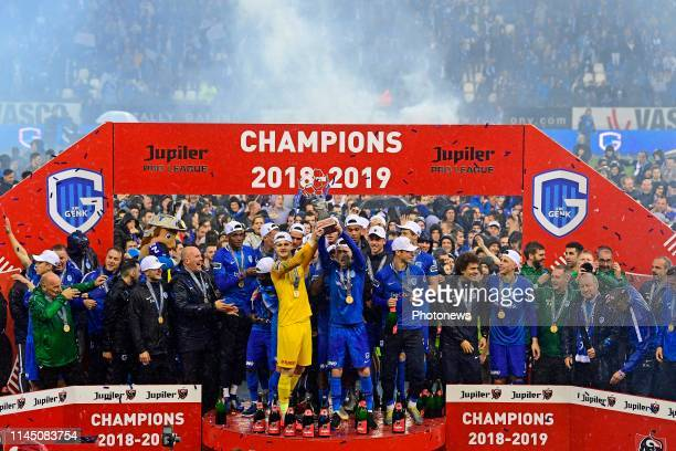 3 227 Jupiler Pro League Victory Photos And Premium High Res Pictures Getty Images