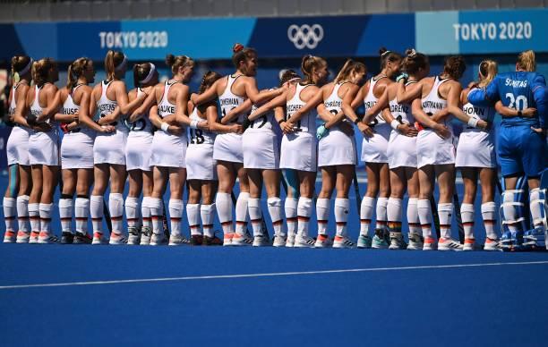 JPN: Hockey - Olympics: Day 2