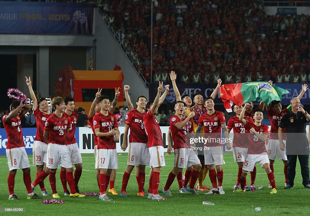 Guangzhou Evergrande v Al Ahli - AFC Champions League Final : News Photo